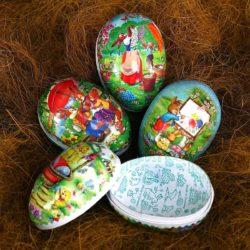 Αυγό-κουτάκι 11cm