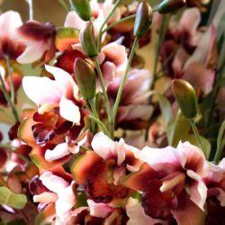 Λουλούδια υφασμάτινα